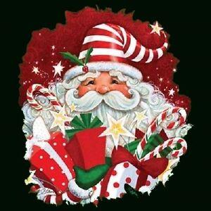 Santa Claus Shirt, Kris Kringle with