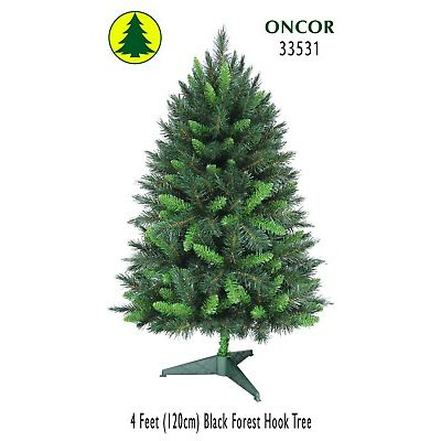 4ft Eco-Friendly Oncor Black Forest Christmas Tree