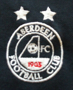 Various-Vintage-amp-New-Aberdeen-Football-Tops-Shirts-Jackets-Various-Sizes