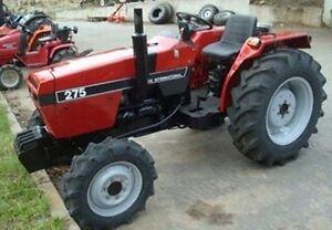 Case-IH-Tractors-265-235-245-255-275-235H-Shop-Workshop-Service-Repair ...