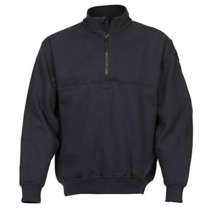 New Elbeco Shield Job Shirt   Navy Small Regular  low price