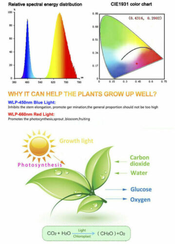 USB LED Grow Light Strip Full Spectrum 2835 Chip Lamp For Indoor Plant Growing