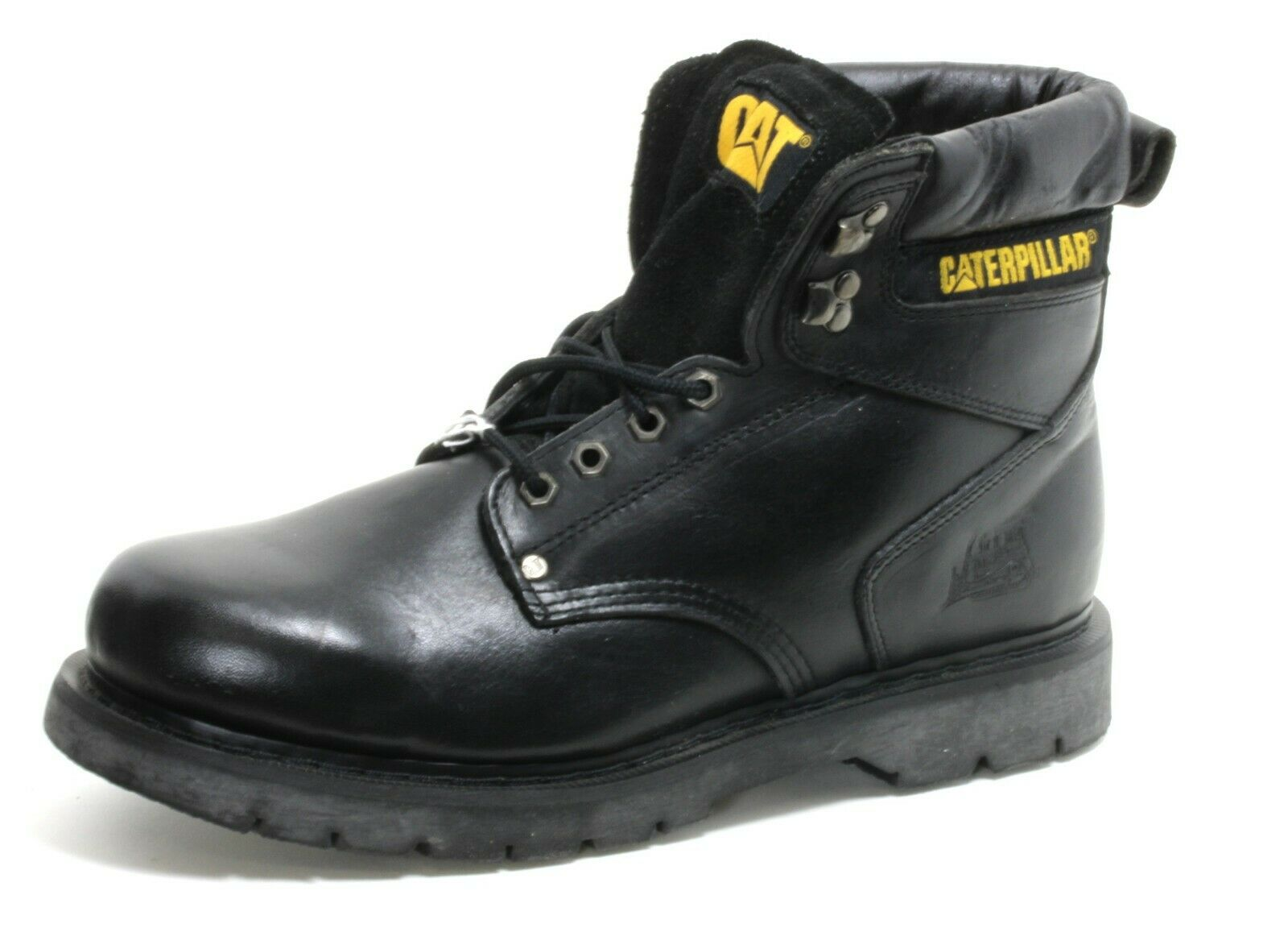 310 Lace-Up Hiking Shoes Trekking Boots Leather Caterpillar 45