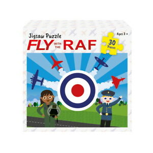 Jigsaw-puzzle-fly-with-the-RAF-30-piece-kids-puzzle-ages-3-RAFA