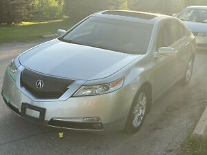 2011 Acura TL NEW Saftey