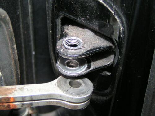 AROSA VW POLO MANICOTTO BOCCOLE SEAT Jack per türfangband türfangbänder VW POLO