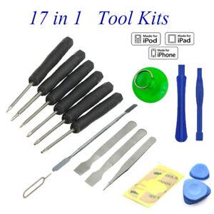 17-in-1-Repair-Tools-Kit-Screwdrivers-Spudger-Pry-Set-For-iphone-Tablet-Laptop-T