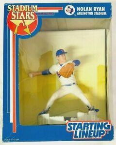 ⚾️ 1993 STARTING LINEUP - SLU - MLB - NOLAN RYAN - TEXAS RANGERS - STADIUM STARS