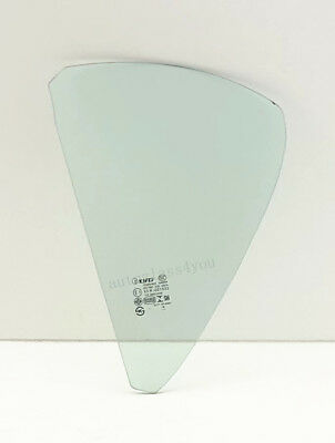 Fits 2011-2018 Lexus CT200 CT200h Driver Left Side Rear Vent Window Glass