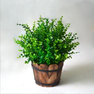 Künstlich Grün Gras Lysimachia Pflanzen Plastik Haushalt Haus Zimmer de