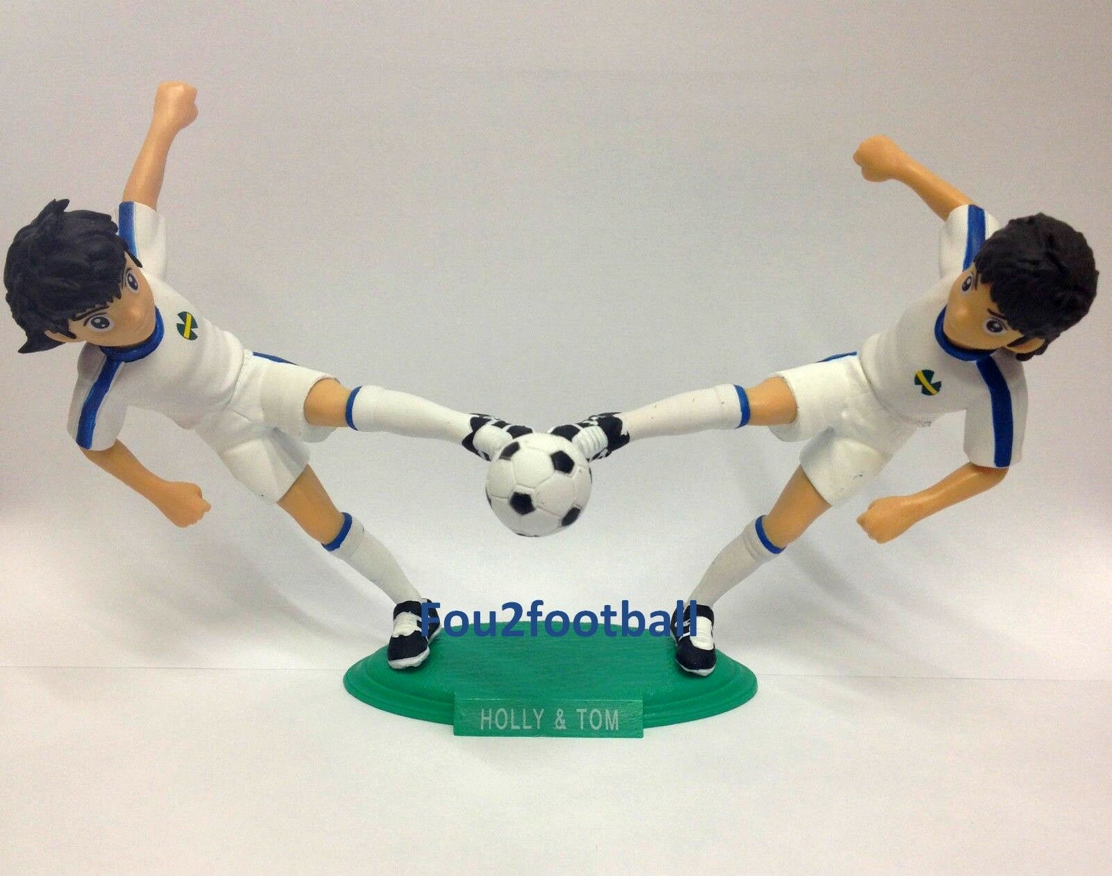 COLLECTOR FIGURINE OLIVE ET TOM CAPTAIN CAPTAIN CAPTAIN TSUBASA  altaya foot neuf olivier aton 302a36