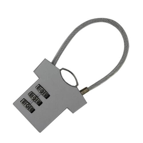 Wähle deine Variante 1 Vorhängeschloss Zahlenschloss Sicherheitsschloss