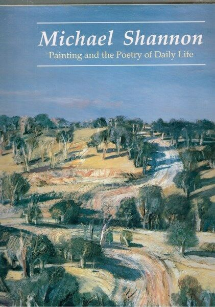 Michael Shannon - Painting and The Poetry Of Daily Life - Graeme Sturgeon HBDJ
