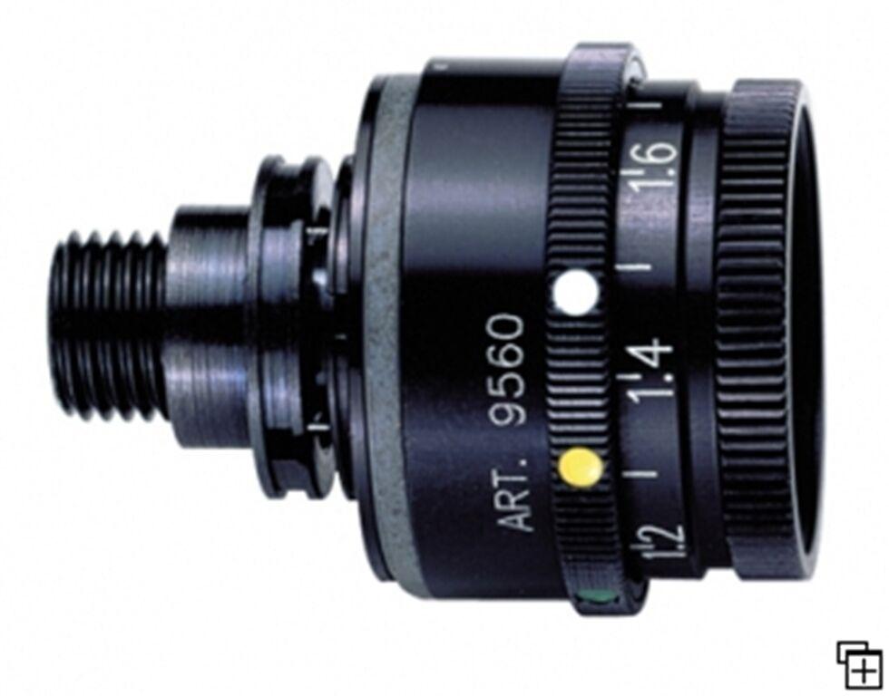 001038, anschuetz, Copertina IRIS CON 5-farbfilter 9560, NUOVO