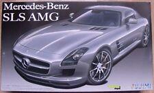 Fujimi 123929 Mercedes Benz SLS AMG   1:24
