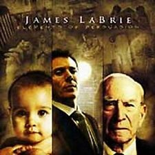 James LaBrie - Elements Of Persuasion CD DREAM THEATER