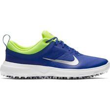 85cab10522 item 8 Nike Women s Akamai Spikeless Golf Shoes Blue Volt Silver size 8  Brand New -Nike Women s Akamai Spikeless Golf Shoes Blue Volt Silver size 8  Brand ...