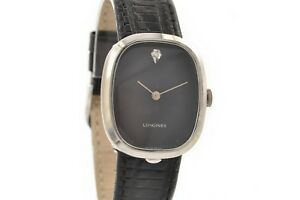 Vintage-Longines-Classic-Stainless-Steel-Hand-Wind-Ladies-Watch-1286