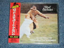 ROD STEWART Japan 1994 SEALED CD+Obi AN OLD RAINCOAT WON'T EVER LET YOU DOWN