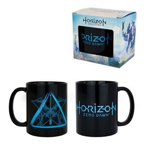 Horizon zero Dawn-Tazza di ceramica-ARROW-LOGO-CONFEZIONE REGALO 							 							</span>