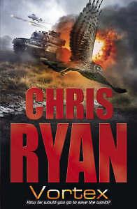 Vortex-Code-Red-by-Chris-Ryan-Paperback-2009