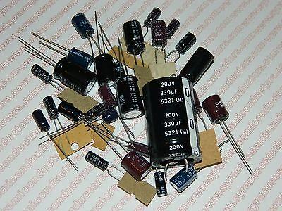 K4653 Cap Kit W/ Filter Cap Initiative Wells Gardner K4601 K4603 K4602 K4604