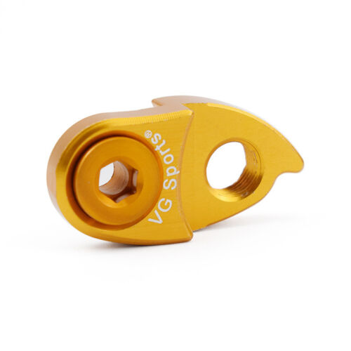 Bike Bicycle Rear Derailleur Hanger Extension Frame Gear Tail Hook Extender Tool
