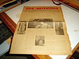 rivista-CINE-GAZZETTINO-anno-III-N-3-21-1-1928-LA-SIGNORA-DALLE-CAMELIE