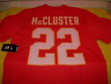 DEXTER McCLUSTER Kansas City Chiefs NIKE Football JERSEY T-Shirt New! NWT  XXL 2X b3e84a873