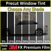 Fits Ford Ranger Truck (rear Car) Precut Window Tint Kit - 3m Premium Film