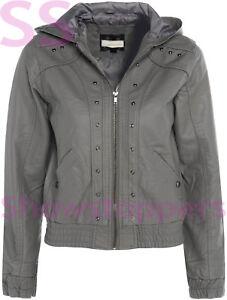 filles-veste-motard-age-7-8-9-10-11-12-13-simili-cuir-manteau-capuche-noir-gris
