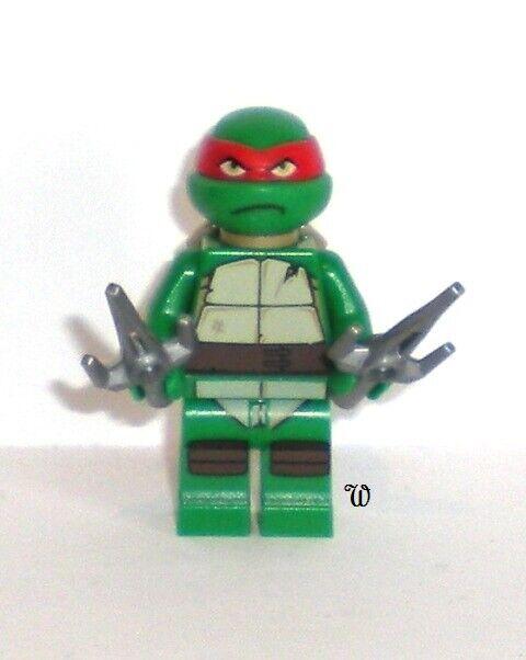 LEGO Minifigure Teenage  Mutant Ninja Turtles  RAPHAEL 79102 79103 79105