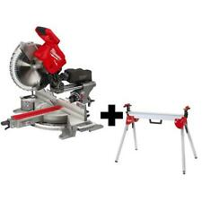 Miter Saw M18 Fuel Dual Bevel Sliding Compound 12 In Brushless Cordless 18 Volt