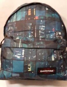 937a86b060 Caricamento dell'immagine in corso EASTPAK-ZAINO -PADDED-91R-NAVY-FILTER-24-LITRI-