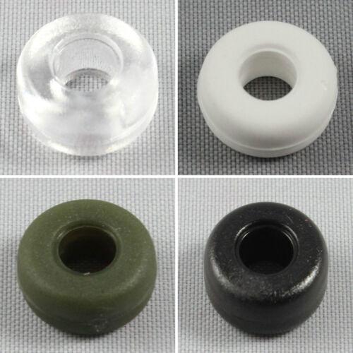 10 Stück Kordelenden ring 5mm Kordelstopper 0,10 €//Einheit