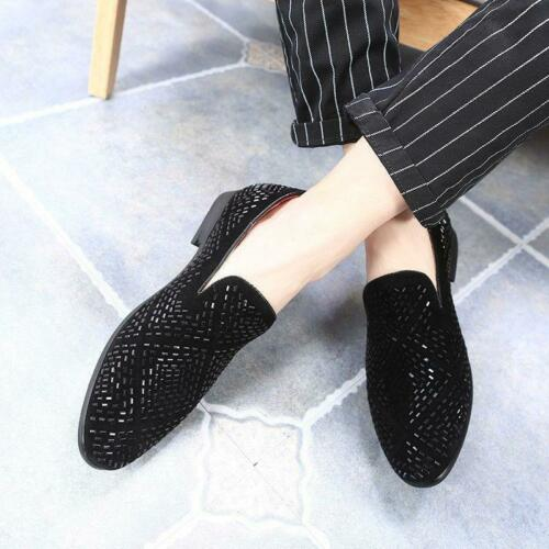 Details about  /Men/'s Driving slip on Loafers Business Formal Party Wedding Dress Shoes oxford