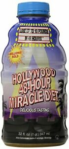 Hollywood Herbal Clean 48 Hour Miracle 32 fl oz Botanical extracts
