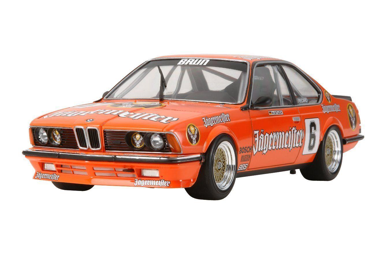 1 24 BMW 635CSi Gr.A Jägermeister 24322