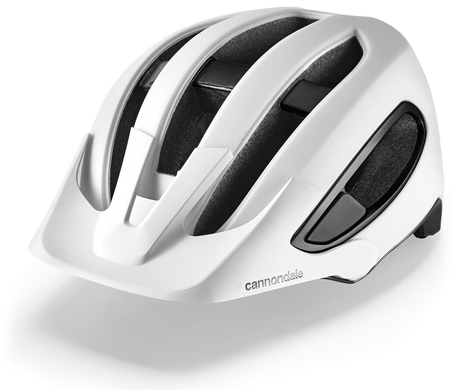 Cannondale Hunter Cycling Helmet - White