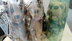 Lot de 3 Taco Bell peluche parlante Chihuahua la nouvelle année- les chances sont- Chalupa NEUF sous emballage-afficher le titre d`origine k1fu3C2F-09092903-969346230