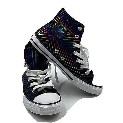 Converse Junior Size 3 Color Star Shoes