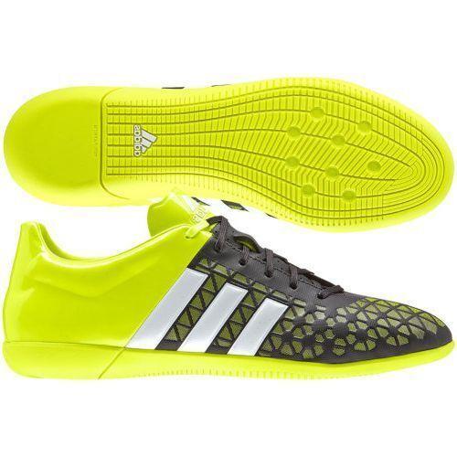 Adidas ambienti ace 15,3 trx negli ambienti Adidas interni 2015 scarpe nuove di zecca giallo / nero / bianco 1919b2