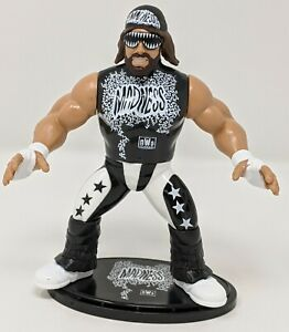 NWO Macho Man Randy Savage WWE Retro Series 5 Mattel  Wrestling Action Figure