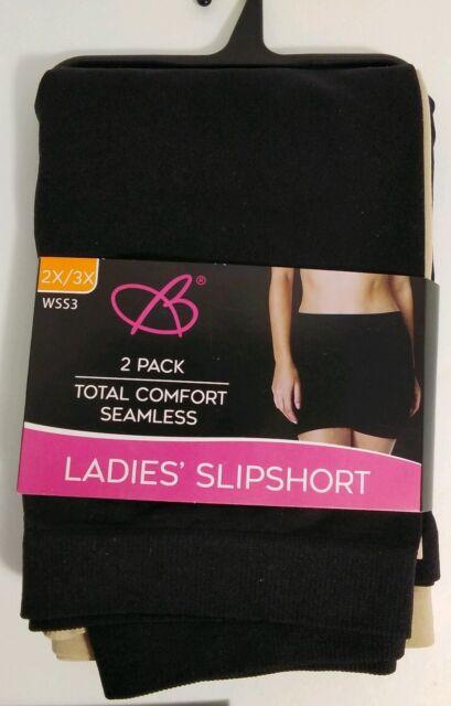BOBBIE BROOKS 2 pk. Total Comfort Seamless Ladies
