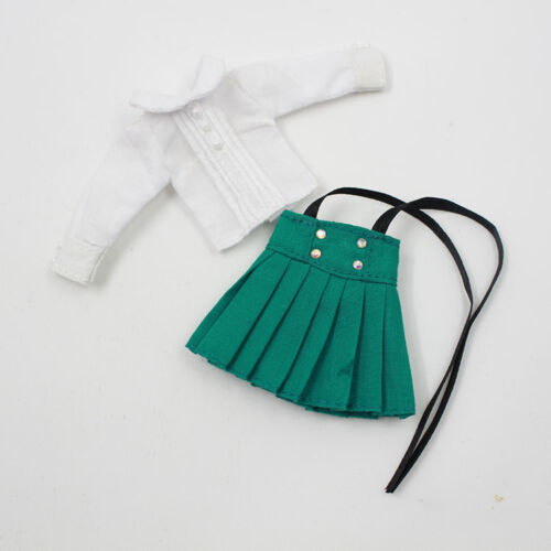 "2PCS Takara 8/"" Middie Blythe Doll Factory T-shirt /&Dress Outfits"