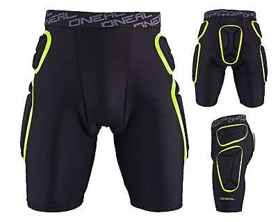 Oneal Trail Protezioni Pantaloni Nero Neon Downhill Mx Enduro Protezione Pantaloni-e Schwarz Neon Downhill Mx Enduro Schutzhose It-it Mostra Il Titolo Originale