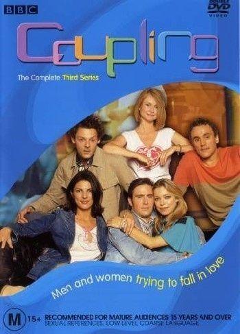 1 of 1 - Coupling : Series 3 (DVD, 2005, 2-Disc Set) Region 4