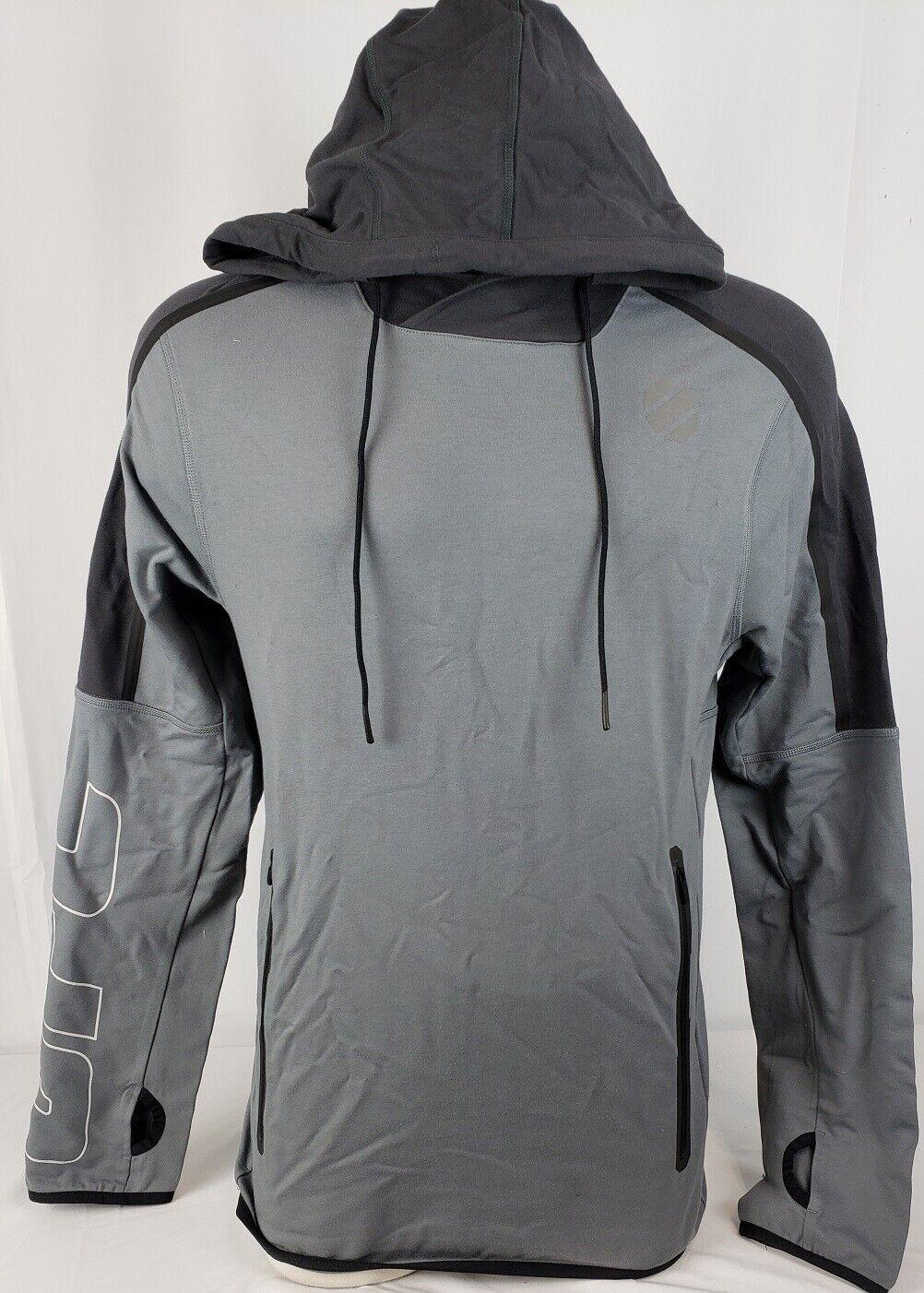 BRAND NEW Reebok UFC Combat Slim Hooded Sweatshirt