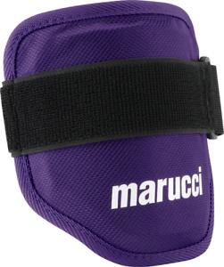 Softball Adult Size Purple Marucci MPELBGRD2 Batter/'s Elbow Guard Baseball