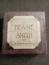 Bessie Smith The Complete Columbia Recordings 10 CD SEALED